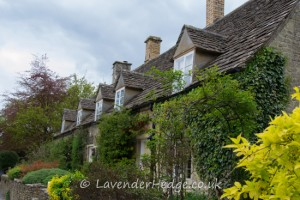 Cottages in Barnsley, Glos