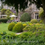 Afternoon tea at Barnsley House Hotel