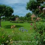Walled Garden at Baddesley Clinton